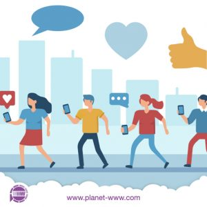كتابة المحتوى للصفحات الاجتماعية