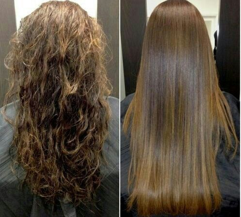 Protein and hair treatment
